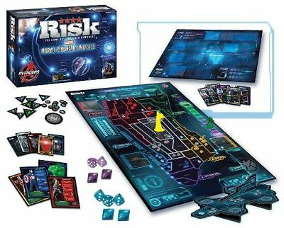 Risk: Marvel Cinematic Universe - Guardians of the Galaxy Avengers Ultron New