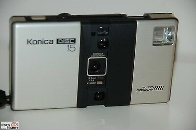 Konica DISC 15 Autofocus (for collectors) (Film not find out more about buy)