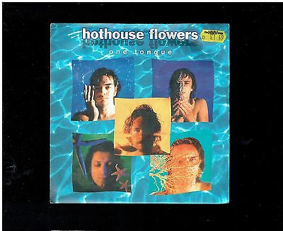 Hothouse Flowers One Tongue Ps 45 1993