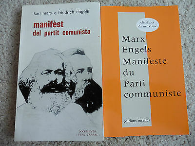 Communist Party Manifesto, In OCCITAN, and in FRENCH, 1976