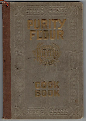 1923 Purity Flour Cook Book - Western Canada Flour Mills