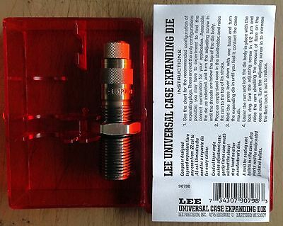 Lee Universal Case Expanding Die--New--Excellent for Cast Bullets