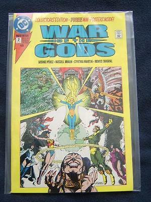 War of the Gods No.2 - Story & layouts by George Perez, Free Mini-Posters!