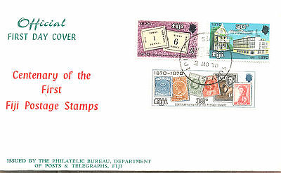 Fiji 1970 first day cover