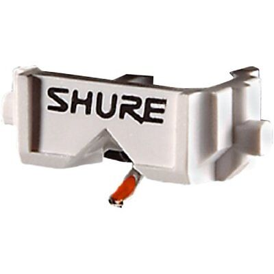 Shure N447 Dj Replacement Stylus for M44-7 Cartridge, Single