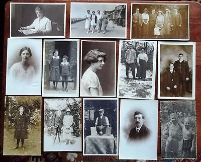 Vintage Social History Postcards,edwardian-Deco,fashions,women,men,children (1)