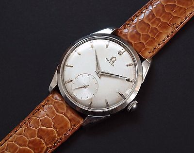 !! Belle Omega Ancienne Cal. 267 Montre Vintage Watch Ready To Wear !!