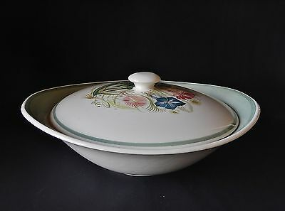 SUSIE COOPER GENTIAN COVERED TUREEN 260mm x 230mm GREAT CONDITION