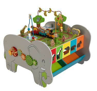 Kidkraft - Table D'activites Elephant
