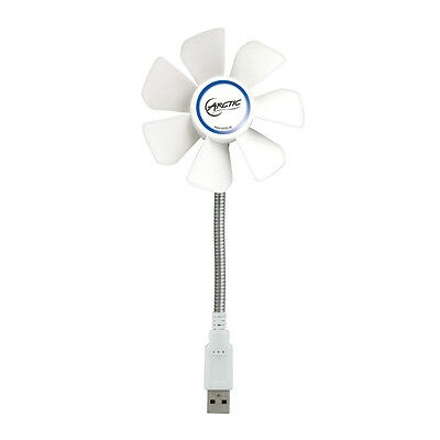 ARCTIC COOLING Breeze Mobile USB  Mini-Ventilator 92mm - ABACO-BZP01-01000