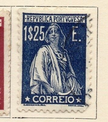 Portugal 1930 Early Issue Fine Mint Hinged 1.25E. 133642