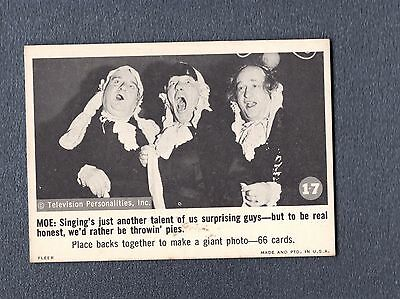 1966 The Three Stooges #17 Singing's Just Another Talent VNG 065