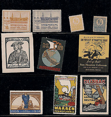 Poster Stamp Collection