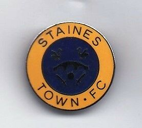 Staines Town Fc Badge