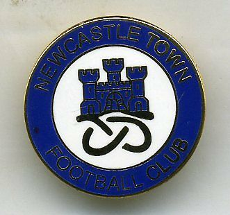 Newcastle Town Fc Badge