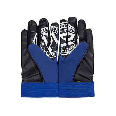 Wwe Aj Styles Blue Replica Gloves Official New