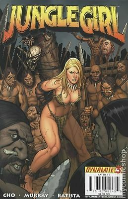 Jungle Girl (2007 Dynamite Entertainment) #3A FN