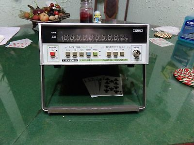 LEADER Digital Frequency Counter 80MHz LDC-822