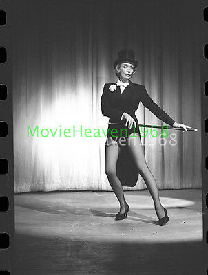 Marlene Dietrich RARE 35MM SLIDE NEGATIVE PHOTO 11762