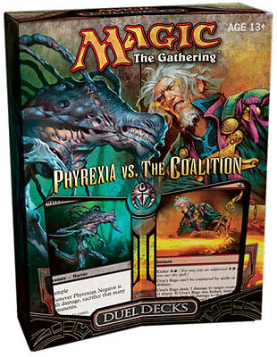 Duel Decks: Phyrexia VS The Coalition (Sealed)
