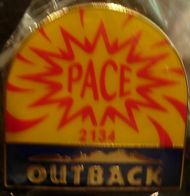 J6009a Outback Steakhouse Pace Location 2134 hat lapel pin