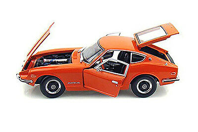 1971 Datsun 240 Z Hard Top+Greenlight 1:18 display case RRP $42.50 lovely Gift