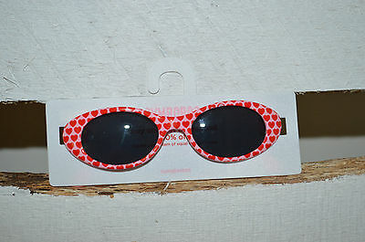 Gymboree Valentines Day Red Pink Heart Sunglasses NWT 4 5 6 7 8