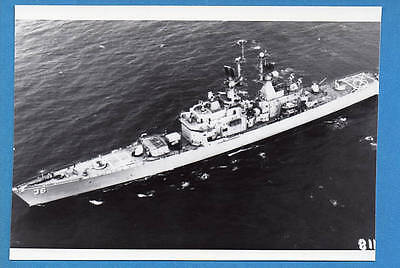 1974 Guided Missile Cruiser CGN-36 USS California Photo