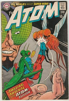 The Atom #33 strict FN 6.0  1st Appearance - The Bug-Eyed Bandit   Many more up