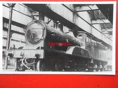 Photo  Lner Ex Ner Class G Loco No 1120 At Manningham Shed
