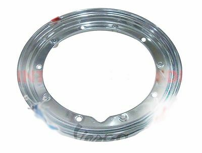 "Vespa Px Lml Star Stella Wheel Rim 10 "" (3.50 X 10"") Chrome Plated @aus"