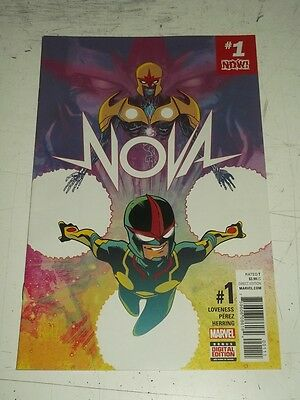 Nova #1 Marvel Comics Nm (9.4)