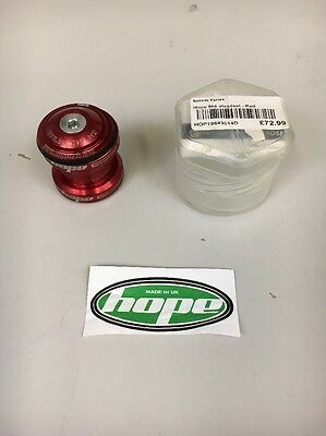 Hope STD 1-1/8th Headset - Red