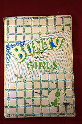Bunty for Girls Annual 1962  No Dust Jacket
