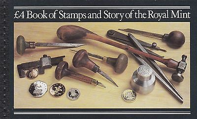 Gb Prestige Booklet Dx4 The Story Of The Royal Mint 1983