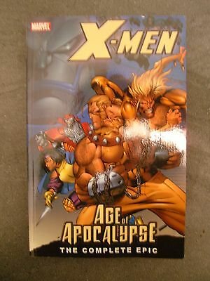 X-Men: Age Of Apocalypse The Complete Epic Book 1