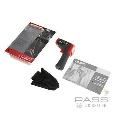 *SALE* UNI-T UT302D Pistol Shaped Infrared Thermometer -32 to 1050°C / UK