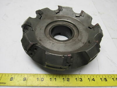 """Mitsubishi SE545R0608F 6.3""""Diameter Indexable Face Mill Cutter 8 Blade 45 Degree"""