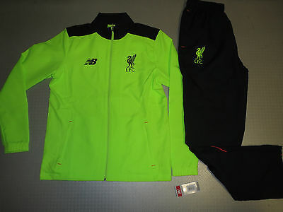 Trainingsanzug FC Liverpool 16/17 Orig New Balance Gr. S M L XL XXL track suit