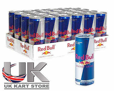 Red Bull Energy Drink - Fuel For Your Racing - 250ml Cans