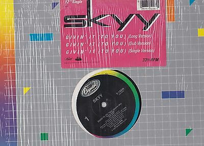 Skyy - 'givin It (To You) (1986 12'')'.