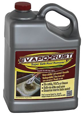 Evapo Rust C705 Evaporust 3.78 L Litres 1 Us Gallon Rust Treatment Remover Care