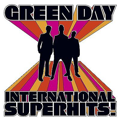 Green Day International Superhits Cd (Greatest Hits / Very Best Of) (2001)
