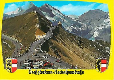 Grossglockner  High Alpine Road - Unposted Postcard