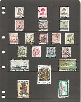 Collection  Of  30 Korea   Fine Used   Stamps