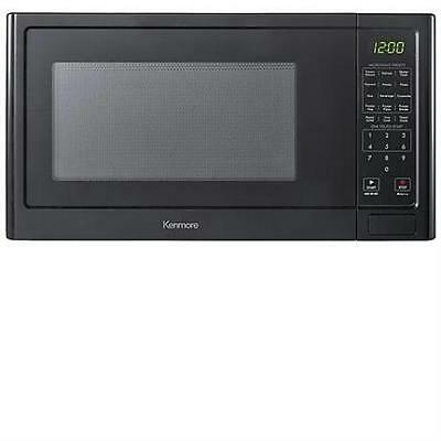 Kenmore 75699 - 1.2 cu. ft. Microwave Oven Black 1100 Watts Medium Sized