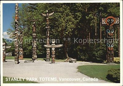 72542229 Vancouver British Columbia Stanley Park Totems Vancouver