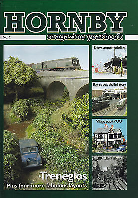 Hornby Magazine Yearbook No 2 2009  inc Techniques Layouts Railway History