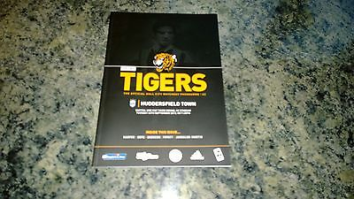 2013-14 Hull City v Huddersfield Town - League Cup Sell out