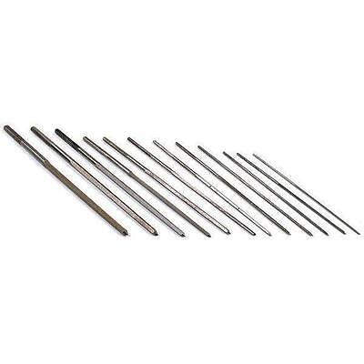 10 Broaches Cutting Tools Medium #2 Size Watch Tools